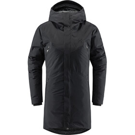 Haglöfs Furudal Down Parka Women, true black